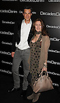 BEVERLY HILLS, CA. - November 02: Cameron Silver and Joely Fisher arrive at the Decades Of Denim Launch Party at a private residence on November 2, 2010 in Beverly Hills, California.