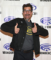 "ANAHEIM, CA - MARCH 31: Cast member Lucky Yates of FX's ""Archer"" attends WonderCon 2019 at the Anaheim Convention Center on March 31, 2019 in Anaheim, California. (Photo by Frank Micelotta/FX/PictureGroup)"