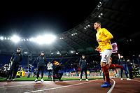Edin Dzeko of AS Roma <br /> Roma 07/02/2020 Stadio Olimpico <br /> Football Serie A 2019/2020 <br /> AS Roma - Bologna FC <br /> Photo Andrea Staccioli / Insidefoto