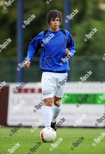 2011-07-30 / Voetbal / seizoen 2011-2012 / Wuustwezel FC / Mathijs Vissers..Foto: mpics