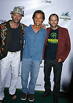 "MALIBU, CA. - September 10: Jeffrey Nordling, Matthew McConaughey and S.R. Bindler arrive at the ""Surfer Dude"" premiere at the Malibu Cinemas on September 10, 2008 in Malibu, California."