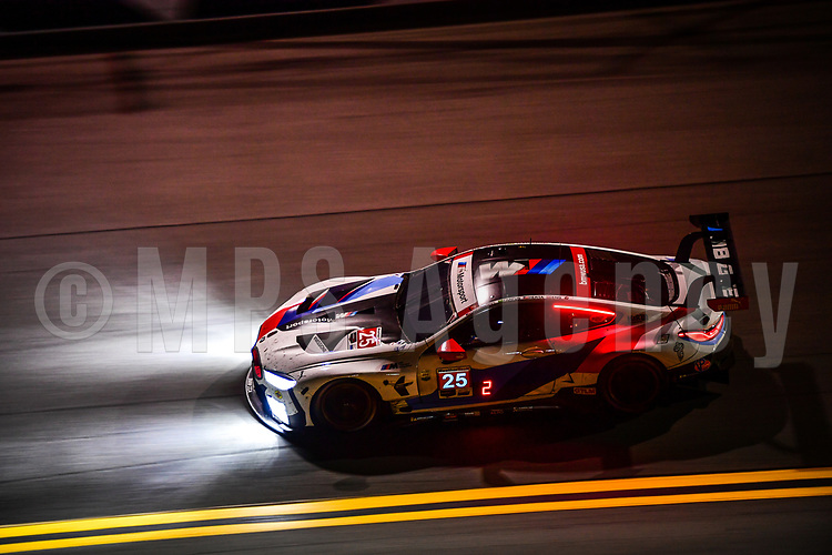 #25 BMW TEAM RLL (USA) BMW M8 GTE GTLM AUGUSTO FARFUS (BRA) CONNOR DE PHILLIPPI (USA) PHILIPP ENG (AUT) COLTON HERTA (USA)