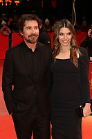 "Christian Bale and Sibi Blazic attending the ""Vice"" Premiere held at Berlinale Palast during 69th Berlinale International Film Festival, Berlin, Germany, 11.02.2019. Photo by Christopher Tamcke/insight media /MediaPunch ***FOR USA ONLY***"