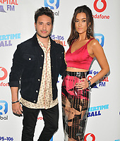 Jonas Blue and Dakta (Sophie Elton) at the Capital FM Summertime Ball 2018, Wembley Stadium, Wembley Park, London, England, UK, on Saturday 09 June 2018.<br /> CAP/CAN<br /> &copy;CAN/Capital Pictures
