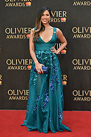 Christine Allado<br /> The Olivier Awards 2018 , arrivals at The Royal Albert Hall, London, UK -on April 08, 2018.<br /> CAP/PL<br /> &copy;Phil Loftus/Capital Pictures
