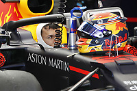 #23 ALEXANDER ALBON (THA) ASTON MARTIN RED BULL RACING HONDA