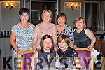 Enjoying a Christmas reunion in the Malton Hotel on Saturday night were front row l-r: Colette Olgen, Mary Creech. back row: Caroline O'Sullivan, Louise Hegarty, Catherine Trindles and Sharon Hegarty