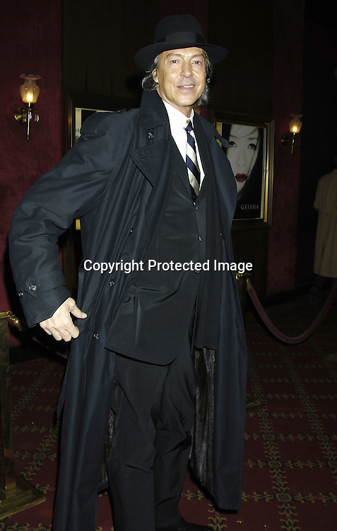 """Tommy Tune ..arriving at The New York Premiere of """" Memoirs Of A Geisha""""  on December 6. 2005 at The Ziegfeld Theatre...Photo by Robin Platzer, Twin Images.."""