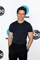 LOS ANGELES - FEB 5:  Graeme King at the Disney ABC Television Winter Press Tour Photo Call at the Langham Huntington Hotel on February 5, 2019 in Pasadena, CA