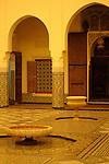 Marrakesh Museum in Marrakesh, Morocco.