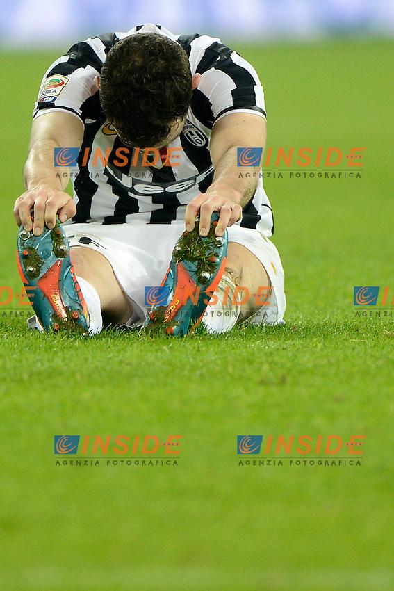 Stephan Lichtsteiner Juventus<br /> Torino 02-02-2014 Juventus Stadium - Football 2013/2014 Serie A. Juventus - Inter Foto Giuseppe Celeste / Insidefoto