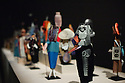 Geoffrey Farmer presents THE SURGEON AND THE PHOTOGRAPHER for his first major exhibition in a UK public gallery. Constructing 365 hand-puppets from book images clipped and glued to fabric forms, Farmer populates The Curve, in the Barbican Centre, with this recently completed puppet calendar.