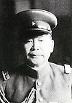 Undated - Yoshitsugu Tatekawa was a lieutenant-general in the Imperial Japanese Army in World War II.  (Photo by Kingendai Photo Library/AFLO)