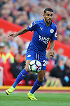 Riyad Mahrez of Leicester City during the Premier League match at Anfield Stadium, Liverpool. Picture date: September 10th, 2016. Pic Simon Bellis/Sportimage