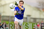 Eoin Brosnan Kerry in action against Mayo in the National Football League in Austin Stack Park on Sunday..