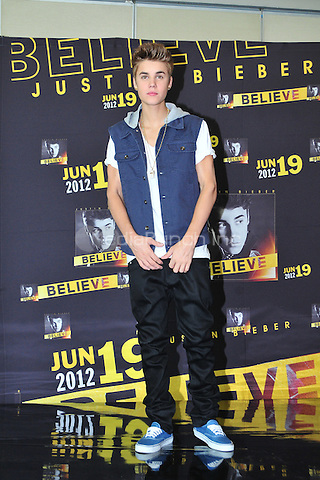 Justin Bieber during a photo call at The W Hotel in Mexico City. June 11, 2012. © PhotoADF/NortePhoto/MediaPunch Inc. ***FOR USA ONLY***