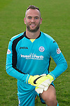 St Johnstone FC Photocall, 2015-16 Season....03.08.15<br /> Alan Mannus<br /> Picture by Graeme Hart.<br /> Copyright Perthshire Picture Agency<br /> Tel: 01738 623350  Mobile: 07990 594431