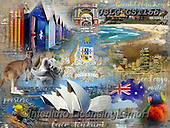 MODERN, MODERNO, paintings+++++GST_australia puzzle.,USLGGST165,#N#, EVERYDAY ,collages,puzzle,puzzles ,photos ,Graffitees