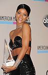 2013 American Music Awards - Press Room 11-24-13