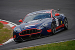 Harry Whale/Richie Stanaway - Silverstone Auctions AMR Aston Martin Vantage GT4