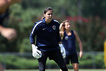 CARY, NC - JUNE 29: Katelyn Rowland. The North Carolina Courage held a training session on June 29, 2017, at WakeMed Soccer Park Field 6 in Cary, NC.