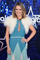 Charlotte Hawkins arriving for the Global Awards 2018 at the Apollo Hammersmith, London, UK. <br /> 01 March  2018<br /> Picture: Steve Vas/Featureflash/SilverHub 0208 004 5359 sales@silverhubmedia.com