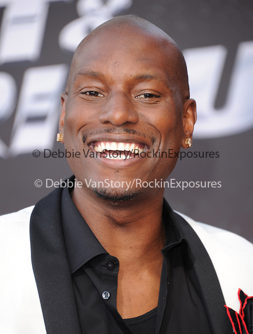 Tyrese Gibson at The Universal Pictures American Premiere of Fast & Furious 6 held at Universal CityWalk in Universal City, California on May 21,2013                                                                   Copyright 2013 Hollywood Press Agency