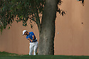 Jorge Campillo (ESP) in action during the first round of the 39th Trophee Hassan II played at the Golf du Palais Royal d'Agadir, Agadir, Morocco 22 - 25 March 2012. (Picture Credit / Phil Inglis)