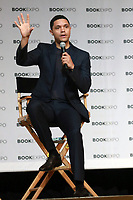 NEW YORK, NY - MAY 31: Trevor Noah at the Book Expo 2018 Adult &amp; Author Breakfast at The Javits Center in New York City on May 31, 2018. <br /> CAP/MPI99<br /> &copy;MPI99/Capital Pictures