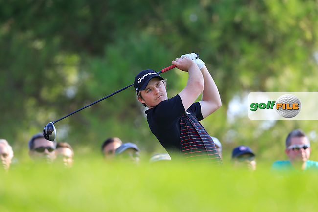 Eddie Pepperell (ENG) during the final round at the Turkish Airlines Open by the Ministry of Youth and Sport, The Montgomerie Maxx Royal, Antalya, Turkey. Picture Fran Caffrey www.golffile.ie