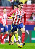 Atletico de Madrid's Stefan Savic during La Liga match. January 6,2018. (ALTERPHOTOS/Acero) /NortePhoto.com NORTEPHOTOMEXICO