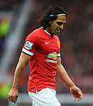 Radamel Falcao of Manchester United looks dejected - Manchester United vs. Sunderland - Barclay's Premier League - Old Trafford - Manchester - 28/02/2015 Pic Philip Oldham/Sportimage