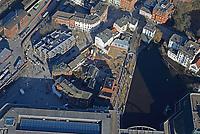 Bergedorf Sehrrahnstrasse: EUROPA, DEUTSCHLAND, HAMBURG, (EUROPE, GERMANY), 06.02.2018: Bergedorf Sehrrahnstrasse, Weidenbaumsweg