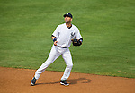 Derek Jeter (Yankees),<br /> FEBRUARY 27, 2014 - MLB :<br /> Derek Jeter of the New York Yankees during a spring training baseball game against the Pittsburgh Pirates at George M. Steinbrenner Field in Tampa, Florida, United States. (Photo by Thomas Anderson/AFLO) (JAPANESE NEWSPAPER OUT)