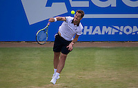 RICHARD GASQUET (FRA)<br /> <br /> TENNIS - AEGON CHAMPIONSHIPS -  2015 -  QUEENS CLUB - LONDON -  ATP 500- 2015  - ENGLAND - UNITED KINGDOM<br /> <br /> &copy; AMN IMAGES