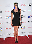 Taylor Cole at The MAXIM HOT 100 Party held at Eden in Hollywood, California on May 11,2011                                                                               © 2011 Hollywood Press Agency