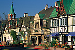 Danish Village, Solvang, Santa Barbara County, California