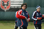 16 November 2007: Assistant coach Paul Mariner (ENG). The New England Revolution practiced at the RFK Stadium Auxiliary Field in Washington, DC two days before playing in MLS Cup 2007, Major League Soccer's championship game.