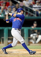 Matt Craig / Iowa Cubs in action against the Tucson Sidewinders at Tucson Electric Park - 07/24/2008..Photo by:  Bill Mitchell/Four Seam Images