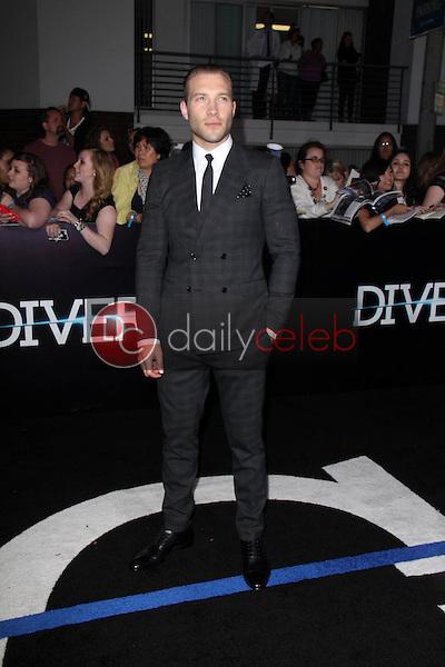 "Jai Courtney<br /> at the ""Divergent"" Los Angeles Premiere, Regency Bruin Theatre, Westwood, CA 03-18-14<br /> Dave Edwards/DailyCeleb.com 818-249-4998"