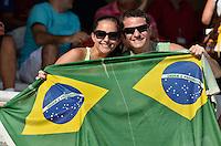 SAO PAULO, SP, 04 DE MAIO DE 2013 - TREINO LIVRE INDY 300 SP - Primeiro treino livre da São Paulo Indy 300 realizado na manhã deste sábado (04) no circuito de rua do Anhembi, zona norte da cidade. FOTO: LEVI BIANCO - BRAZIL PHOTO PRESS