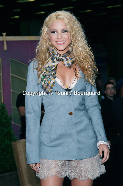 Shakira arriving at the 2002 MTV Video Music Awards at the Radio City Music Hall in New York. August 29, 2002.           -            Shakira50.jpg
