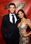 "Alistair Brammer and Eva Noblezada attend The Opening Night After Party for the New Broadway Production of ""Miss Saigon"" at Tavern on the Green on March 23, 2017 in New York City"