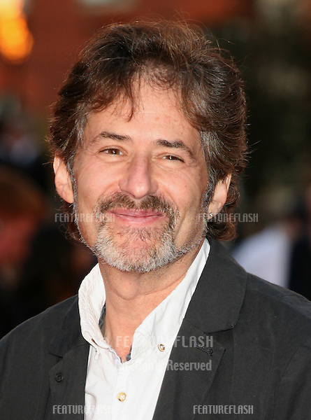 James Horner arriving for the Titanic 3D film premiere, Royal Albert Hall, London. 27/03/2012 Picture by: Alexandra Glen / Featureflash