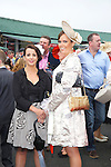 Enjoying Ladies Day at the Listowel Races on Friday were: Ger Flannery and Gillian Vaughan