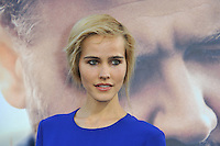 Isabel Lucas at the Los Angeles premiere of her movie &quot;The Water Diviner&quot; at the TCL Chinese Theatre, Hollywood.<br /> April 16, 2015  Los Angeles, CA<br /> Picture: Paul Smith / Featureflash