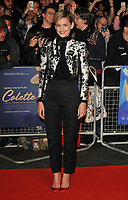 Denise Gough at the &quot;Colette&quot; BFI Patron's film gala, 62nd BFI London Film Festival 2018, Cineworld Leicester Square, Leicester Square, London, England, UK, on Thursday 11 October 2018.<br /> CAP/CAN<br /> &copy;CAN/Capital Pictures /MediaPunch ***NORTH AND SOUTH AMERICAS ONLY***