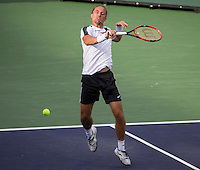 ALEXANDR DOLGOPOLOV (KAZ)<br /> <br /> Tennis - BNP PARIBAS OPEN 2015 - Indian Wells - ATP 1000 - WTA Premier -  Indian Wells Tennis Garden  - United States of America - 2015<br /> &copy; AMN IMAGES