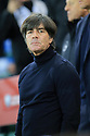 Germany's manager Joachim Low during the FIFA World Cup 2018 Qualifying Group C qualifying soccer match between Northern Ireland and Germany at the National Football Stadium at Windsor Park, Belfast, Northern Ireland, 5 Oct 2017. Photo/Paul McErlane