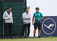 Bundestrainer Joachim Loew (Deutschland Germany) - 29.05.2018: Training der Deutschen Nationalmannschaft gegen die U20 zur WM-Vorbereitung in der Sportzone Rungg in Eppan/Südtirol